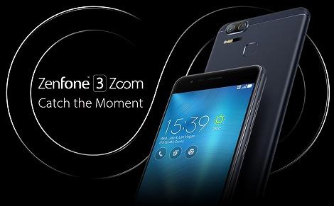 ZenFone 3 Zoom(ZE553KL)