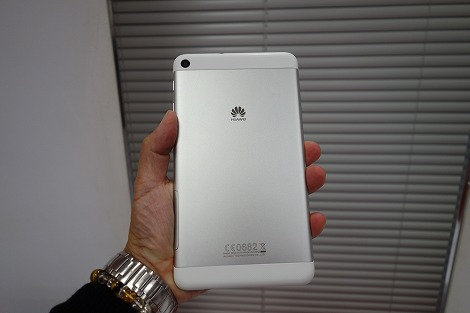 MediaPad T1 7.0 LTEレビュー