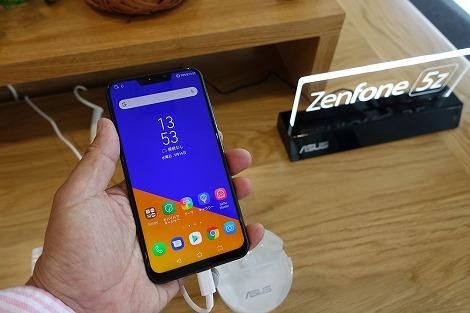 ZenFone 5Z レビュー