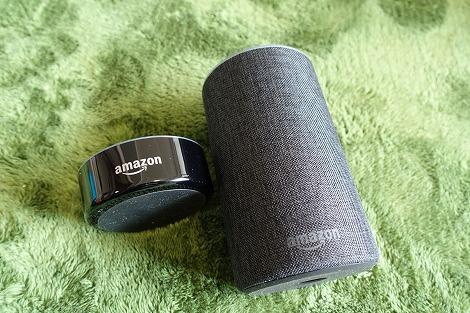 Amazon Echo Dotレビュー