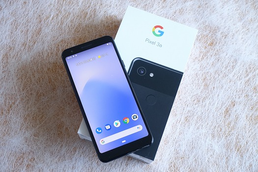 Pixel 3aのメリット