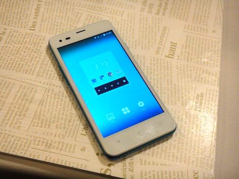 UPQ Phone A01レビュー
