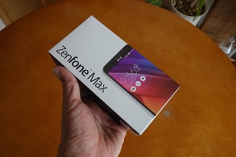ZenFone Maxレビュー