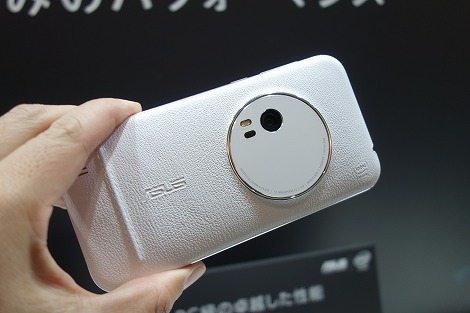 ASUS ZenFone Zoom レビュー