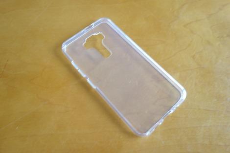 ASUS ZenFone 3用 透明ケース
