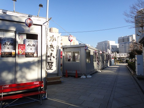 2015年横須賀 かき小屋