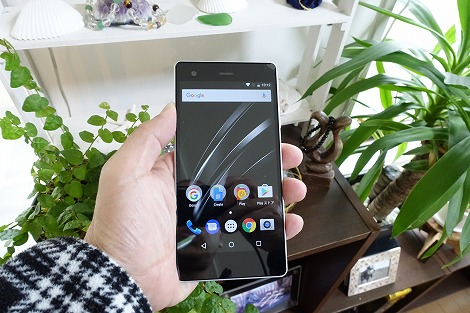 VAIO Phone A(VPA0511S)をしばらく使ってみた感想