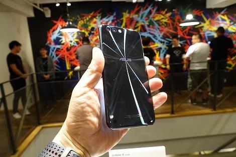 ZenFone 4(ZE554KL)レビュー